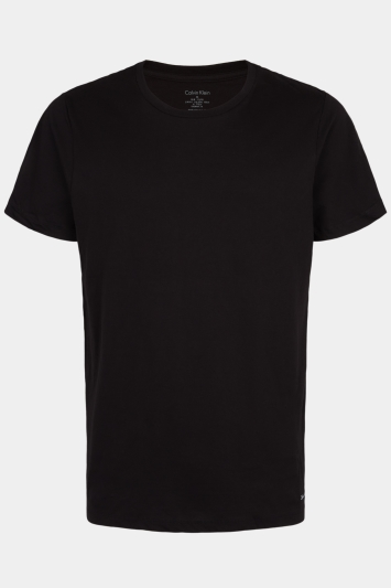 Calvin Klein Black 2-Pack Crew-Neck T-Shirt