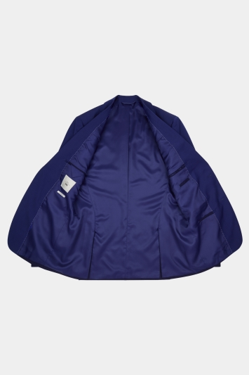Moss 1851 Performance Regular Fit Royal Blue Jacket