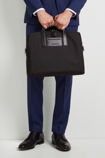 Hugo by Hugo Boss Global Black Document Bag