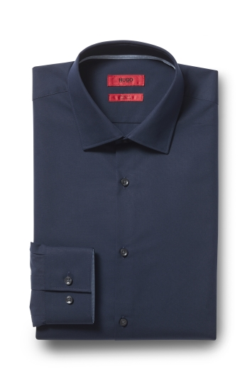 HUGO by Hugo Boss Slim Fit Navy Koey Shirt
