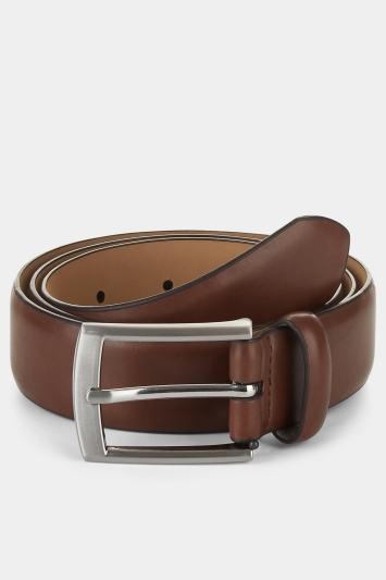 Moss London Brown Belt