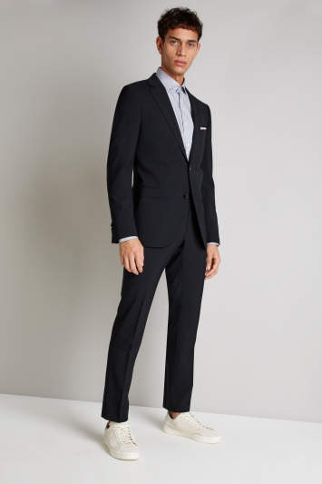 456e43e54 French Connection Slim Fit Black Jacket