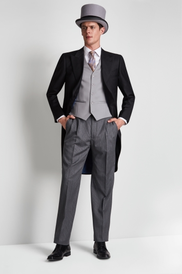 Royal Ascot Regular Fit Three Piece Morning Suit