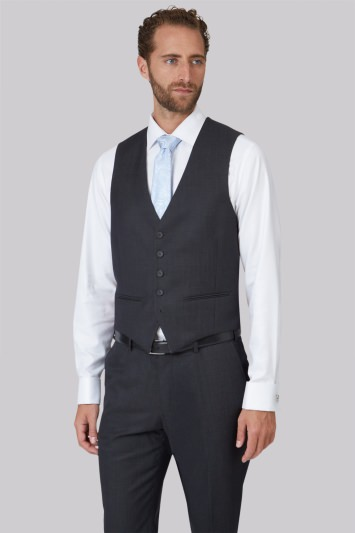 Ted Baker Tailored Fit Grey Waistcoat