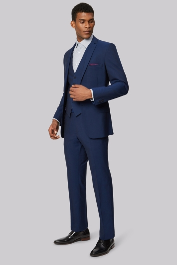 b52e81bf773a Ted Baker Tailored Fit Blue Jacket