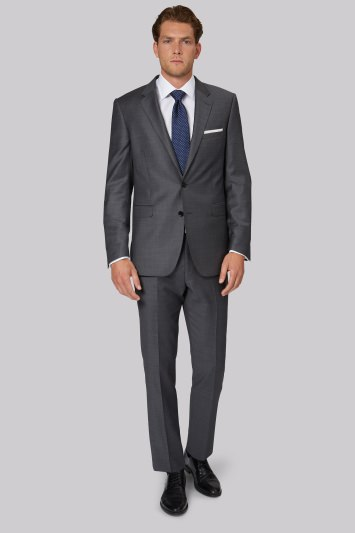 Ermenegildo Zegna Cloth Regular Fit Grey Jacket