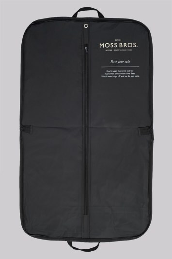 Moss 1851 Black Suit Carrier