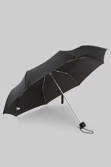 Fulton Black Minilite Umbrella
