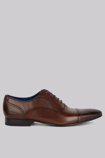 Ted Baker City Umbber Brown Oxford Shoes