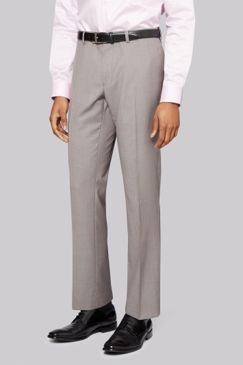 DKNY Slim Fit Stone Trousers