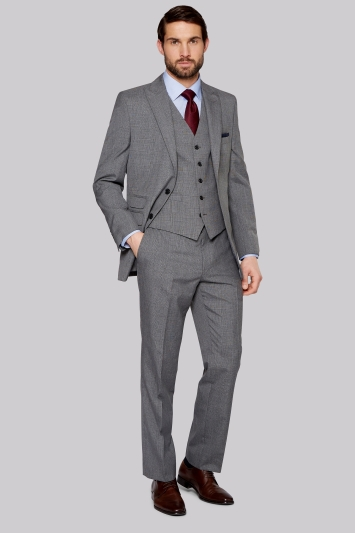 Men's Check Suits | Moss Bros.