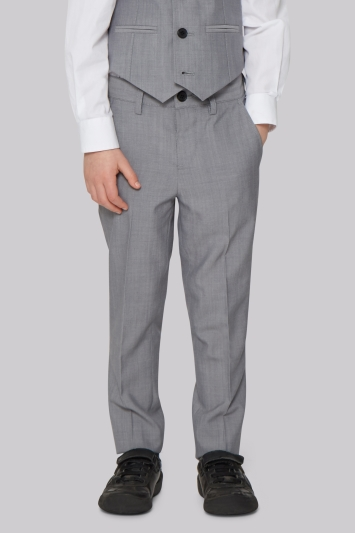 French Connection Kidswear Silver Trousers