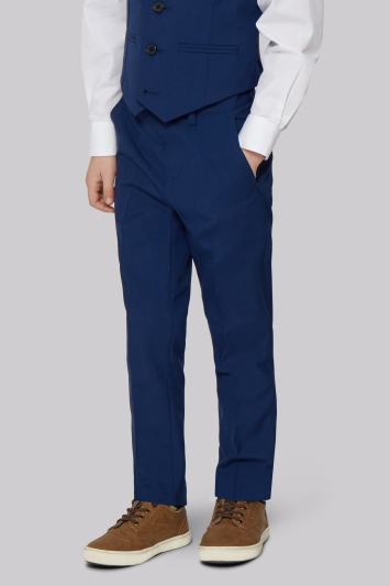 French Connection Kidswear Bright Blue Trousers