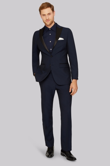 Moss Esq. Navy Dress Jacket
