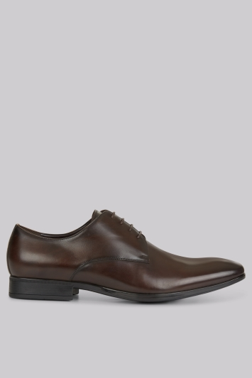 Moss 1851 Derby Brown