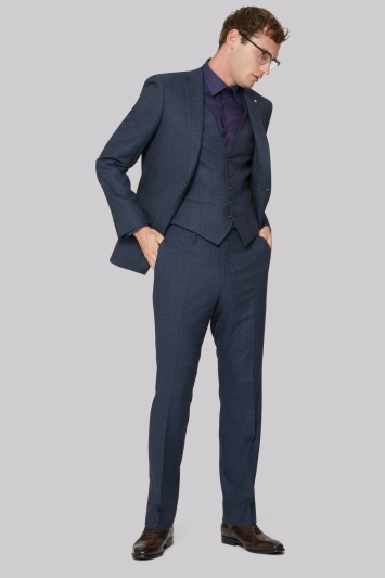 Ted Baker Tailored Fit Airforce Flannel Jacket
