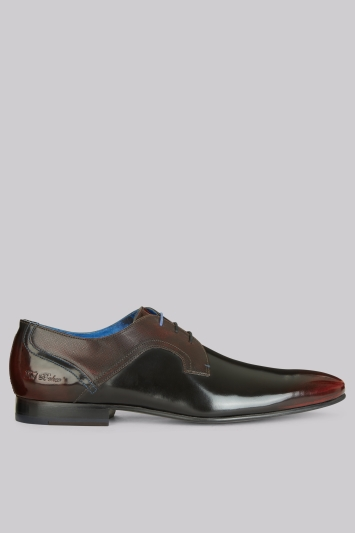 Ted Baker City Pelton High Shine Derby Shoe