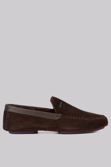 Ted Baker Moriss 2 Slipper Brown