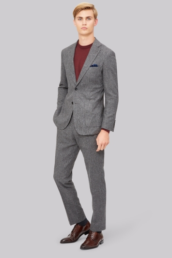 Hardy Amies Grey Texture Jacket