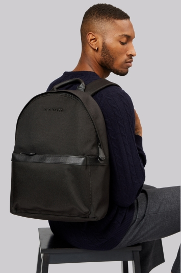 Ted Baker Black Back Pack