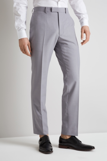 French Connection Slim Fit Dusty Lilac Trousers