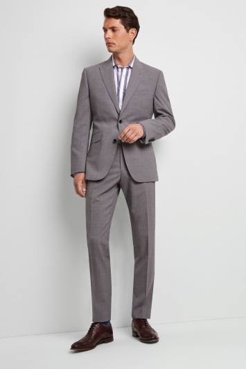Lanificio F.lli Cerruti Dal 1881 Cloth Tailored Fit Grey iTravel Jacket