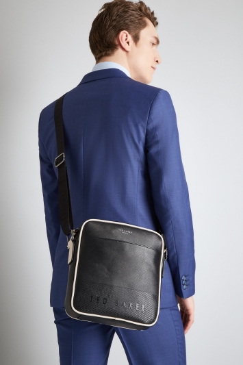 Ted Baker Black Lollers Flight Bag