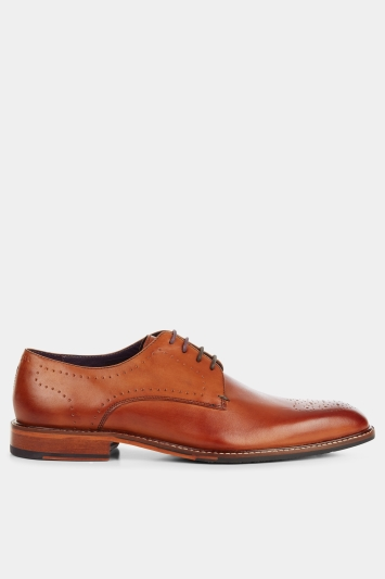 Ted Baker Marar Brown Leather Shoe