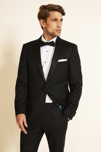 Ted Baker Tailored Fit Black Dress Jacket