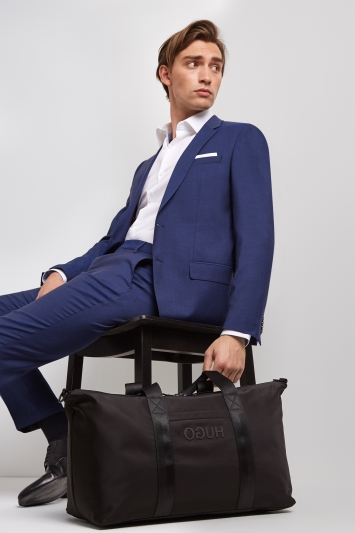 HUGO by Hugo Boss Black Record Holdall