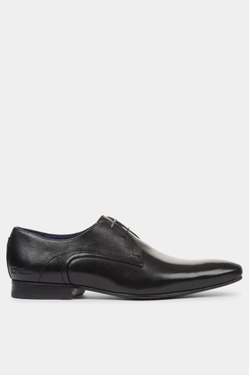 Ted Baker Peair Black Derby Shoe