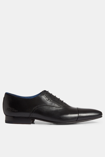 Ted Baker Murain Black Oxford Shoe