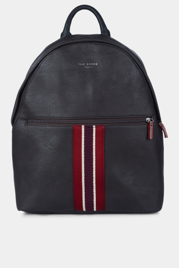 Ted Baker Heriot Chocolate Backpack