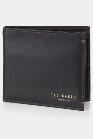 Ted Baker Dark Chocolate Wallet