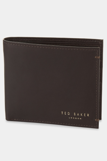 Ted Baker Antonys Dark Brown Wallet