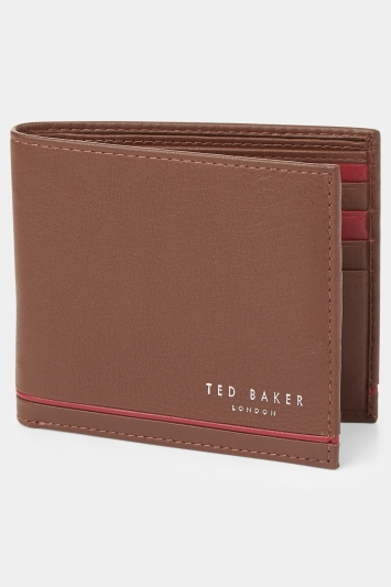 Ted Baker Jeeze Tan Wallet