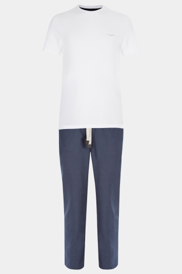 Ted Baker Sourton Navy Pyjamas