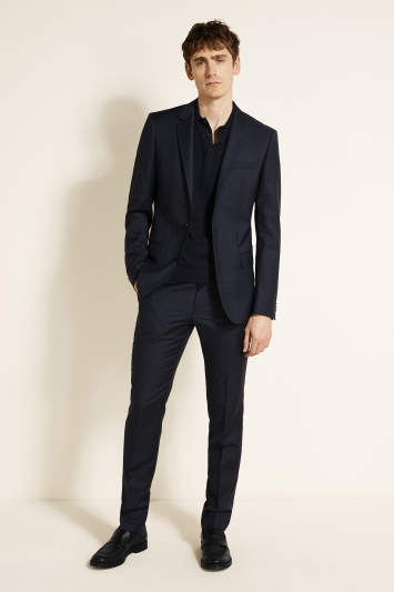 d1cf7380b0de8f HUGO BOSS Suits | HUGO by HUGO BOSS at Moss Bros.