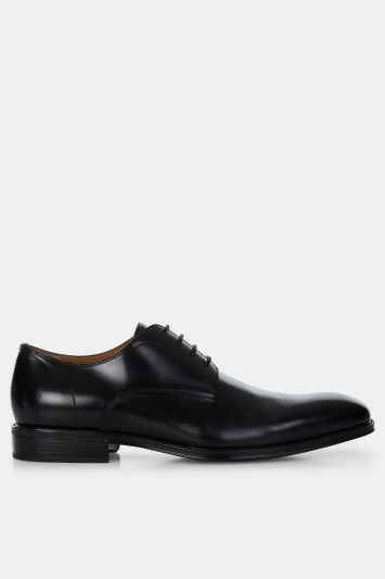 John White Alberta Black Performance Derby Shoe