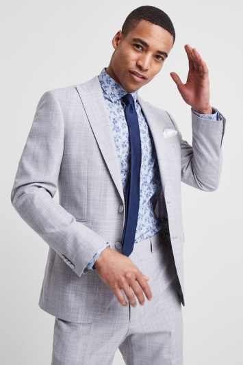 French Connection Slim Fit Pebble Marl Jacket
