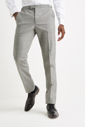 Moss Covent Garden Tailored Fit Houndstooth Trouser