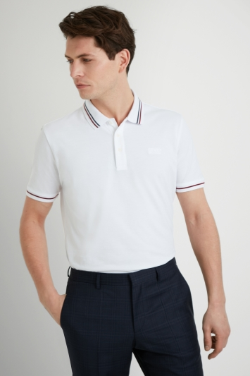 HUGO by Hugo Boss Tailored Fit Polo