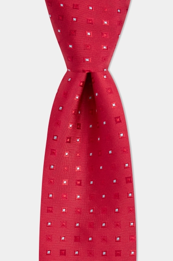 HUGO by Hugo BossRed Design Tie