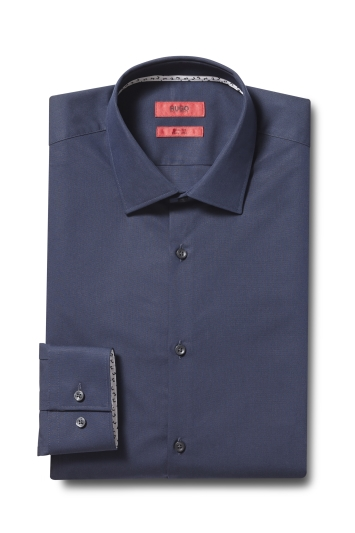HUGO by Hugo Boss Navy With Trim Shirt