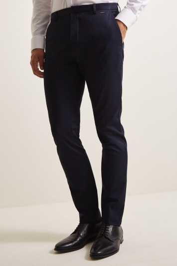 Hugo by Hugo Boss Navy Chino