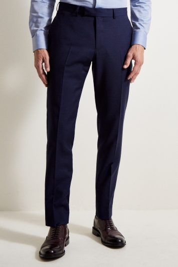 Moss 1851 Performance Tailored Fit Washable Ink Trousers