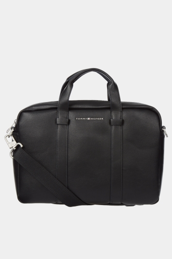 Tommy Hilfiger Black City Computer Bag