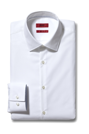 HUGO by Hugo Boss White Koey Shirt