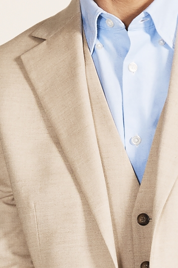 Moss 1851 Tailored Fit Latte Jacket