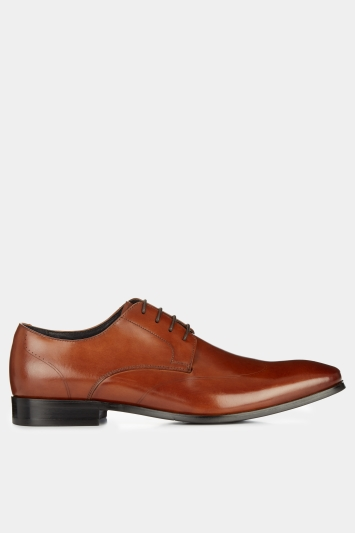 John White Boyce Derby Tan
